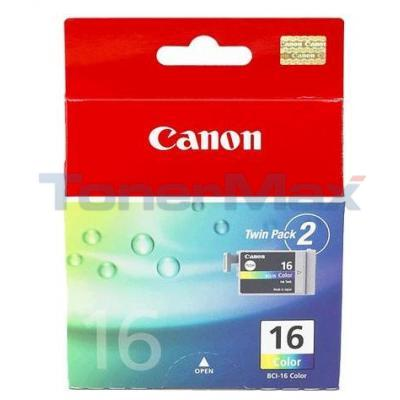 CANON BCI-16 INK CARTRIDGE COLOR